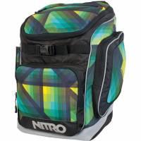 Nitro Bandit Schulrucksack Geo Green 37 L