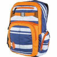 Nitro Hero Rucksack Heather Stripe 37 L