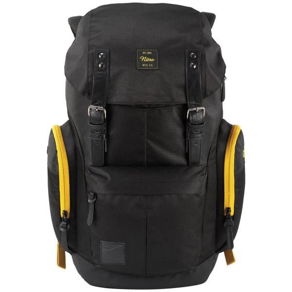 Nitro Daypacker Rucksack Golden Black 32L
