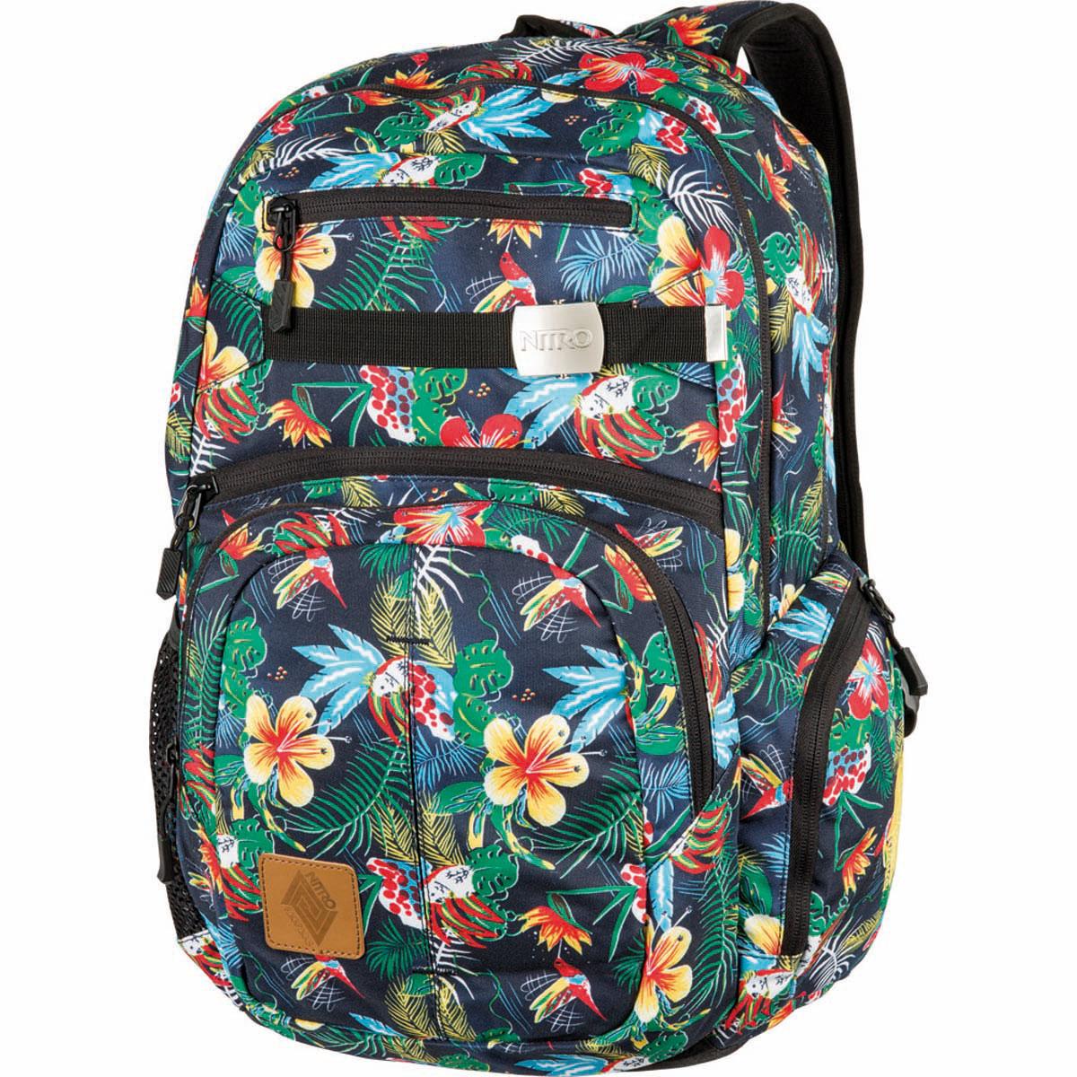 Wheelie bags for school - Nitro Hero Rucksack Paradise 37 L Nitrobags Shop Nitro Rucks 228 Cke