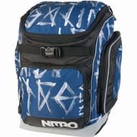 Nitro Bandit Schulrucksack Smear Midnight 37 L