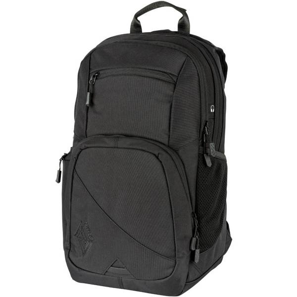 Nitro Stash Rucksack True Black 24L