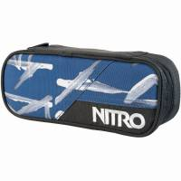 Nitro Pencil Case Mäppchen Smear Midnight