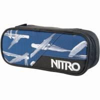 Nitro Pencil Case Mäppchen Smear Midnight