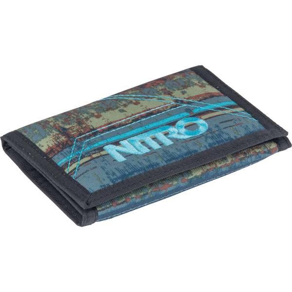 Nitro Wallet Geldbeutel Frequency Blue