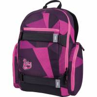Nitro Local Rucksack Fragments Purple 27 L
