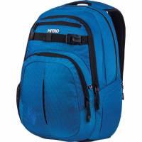 Nitro Chase Rucksack Blur Brilliant Blue 35 L