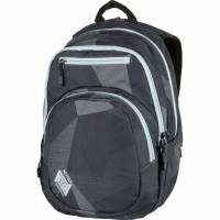 Nitro Stash Rucksack Fragments Black 29 L