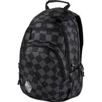 Nitro Stash Rucksack Black Checker 29 L