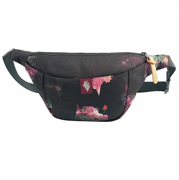 Nitro Hip Bag Hüfttasche Black Rose
