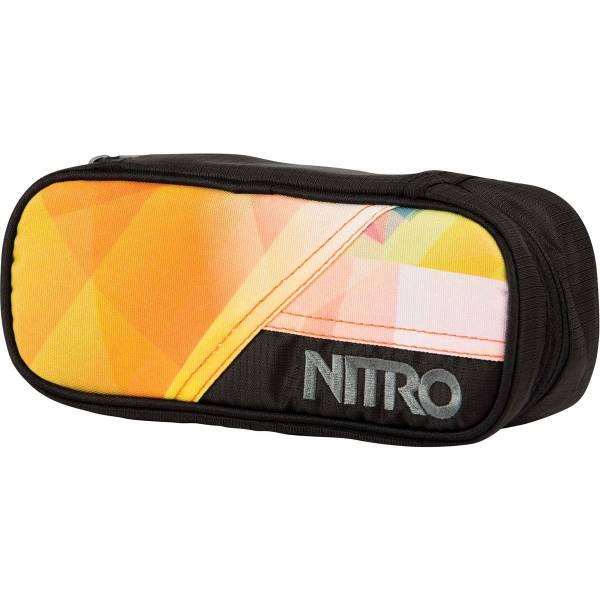 Nitro Pencil Case Mäppchen Abstract