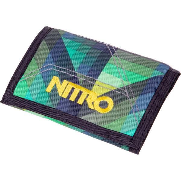 Nitro Wallet Geldbeutel Geo Green