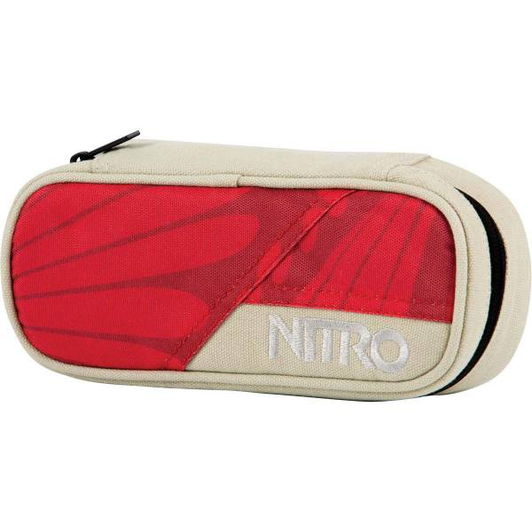 Nitro Pencil Case Mäppchen Sunset Feather