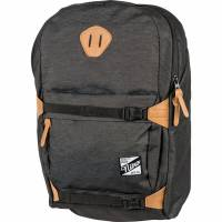 Nitro NYC Rucksack Black Denim 24 L