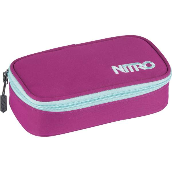 Nitro Pencil Case XL Mäppchen Grateful Pink