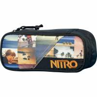 Nitro Pencil Case Mäppchen California