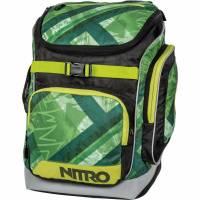 Nitro Bandit Schulrucksack Wicked Green 37 L