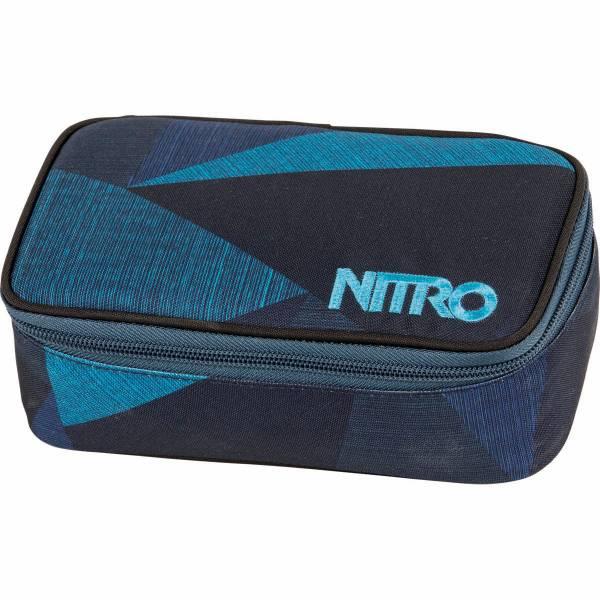 Nitro Pencil Case XL Mäppchen Fragments Blue