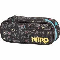 Nitro Pencil Case Mäppchen Gaming