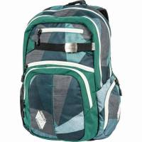Nitro Hero Rucksack Fragments Green 37 L