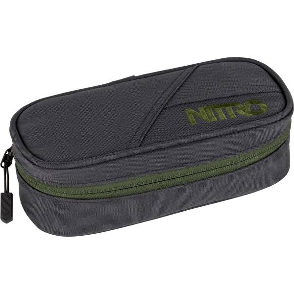 Nitro Pencil Case Mäppchen Pirate Black