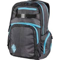 Nitro Hero Rucksack Blur Blue Trims 37 L