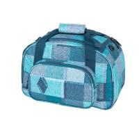 Nitro Duffle Bag XS Zebra Ice 35L
