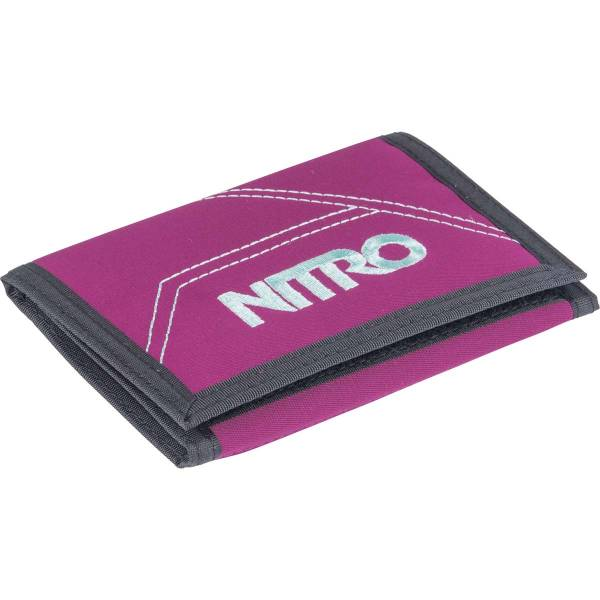 Nitro Wallet Geldbeutel Grateful Pink