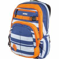 Nitro Chase Rucksack Heather Stripe 35 L