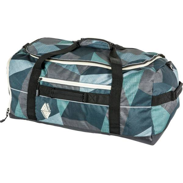 Nitro Team Duffle 53L Sporttasche Fragments Green
