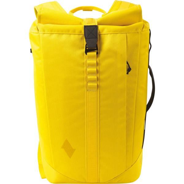 Nitro Scrambler Rucksack Cyber Yellow 28+ L