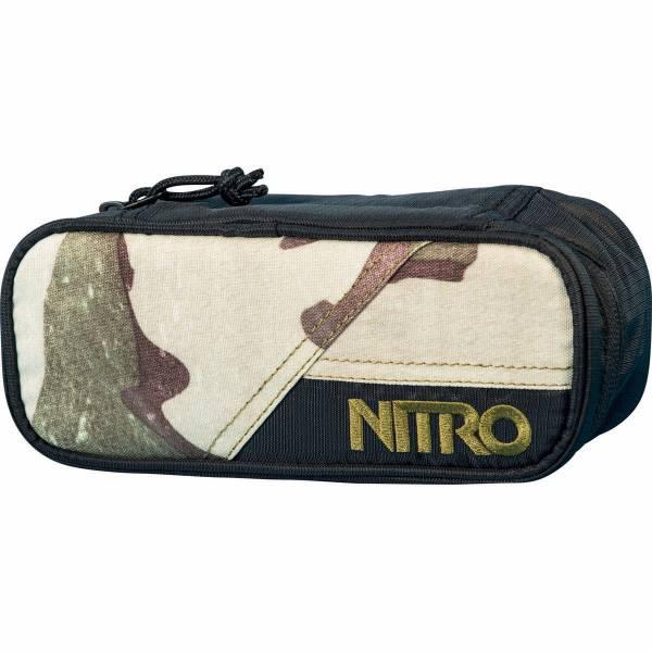 Nitro Pencil Case Mäppchen Desert Camo