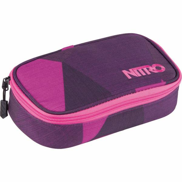 Nitro Pencil Case XL Mäppchen Fragments Purple