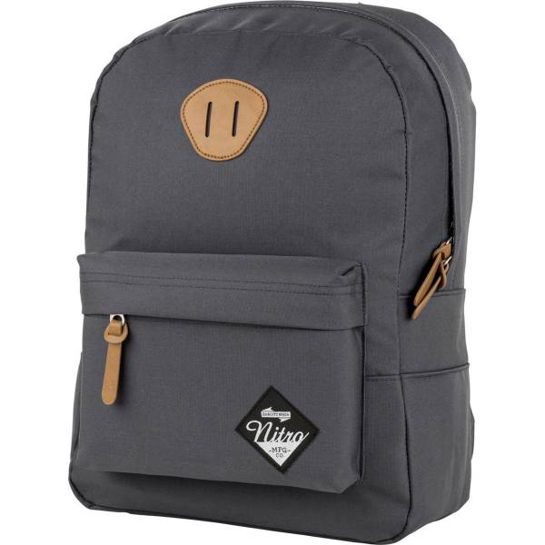 Nitro Urban Classic Rucksack Pirate Black 20L