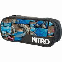 Nitro Pencil Case Mäppchen Dome One Graffiti
