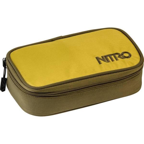 Nitro Pencil Case XL Mäppchen Golden Mud