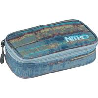 Nitro Pencil Case XL Mäppchen Frequency Blue