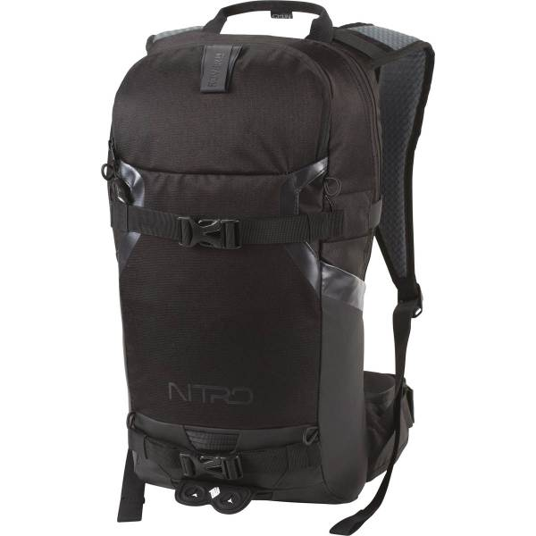 Nitro Rover Rucksack Black Out 14L
