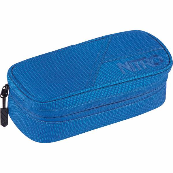 Nitro Pencil Case Mäppchen Blur Brilliant Blue