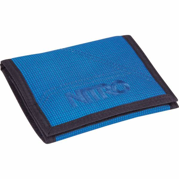 Nitro Wallet Geldbeutel Blur Brilliant Blue