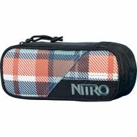 Nitro Pencil Case Mäppchen Meltwater Plaid
