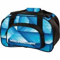 Nitro Duffle Bag XS Sporttasche Geo Ocean 35 L