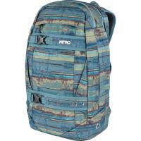 Nitro Aerial Rucksack Frequency Blue 27L