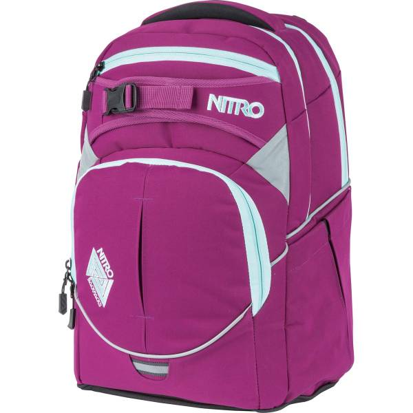 Nitro Superhero Rucksack Grateful Pink 30L