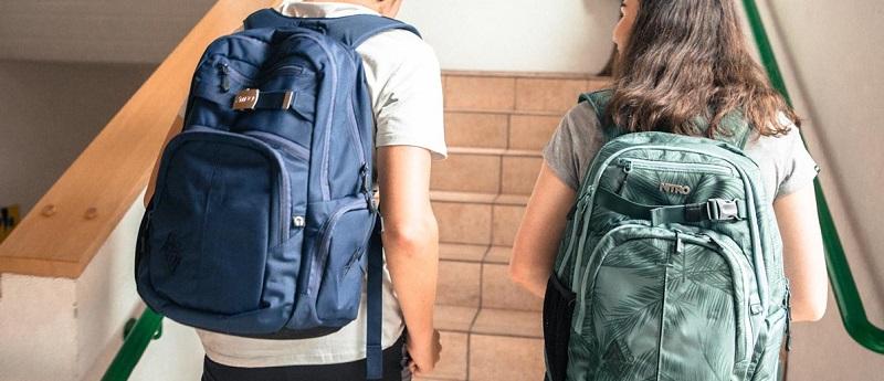 Nitrobags-Shop Schul-/Uni Rucksack Berater