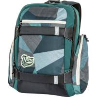Nitro Local Rucksack Fragments Green 27 L