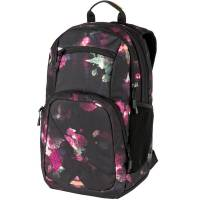 Nitro Stash Rucksack Black Rose 24L