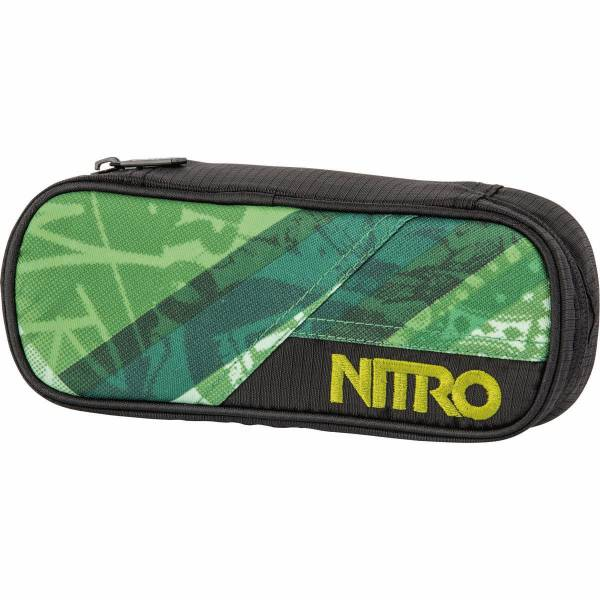 Nitro Pencil Case Mäppchen Wicked Green