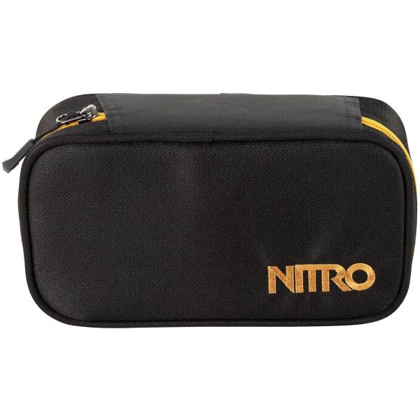 Nitro Pencil Case XL Golden Black
