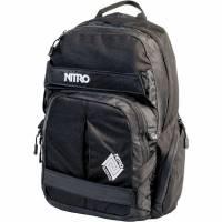 Nitro Drifter Rucksack Black 29 L